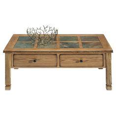 Progressive Furniture Rustic Ridge Cocktail Table - P468-01