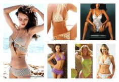 If you love crochet and rock bikinis, making a crochet version should be on your list. Here are 20 free Crochet Bikini Patterns to get you inspired!