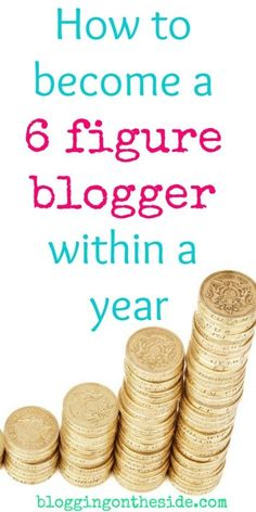 How to make more money & reach more people with your blog