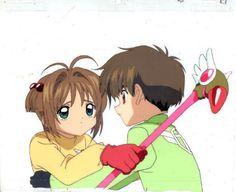 Sakura & Syaoran - Cardcaptor Sakura