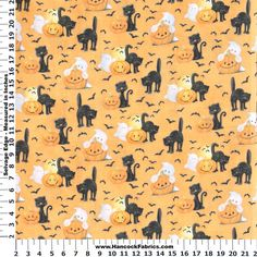 Our Halloween fabric collection is waiting to be made into something spooky and spectacular!