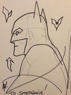 Batman by Adam Hughes