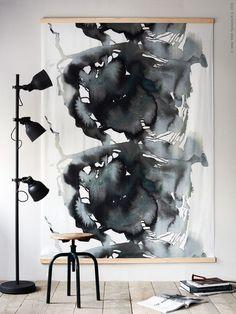 DIY – textil konst