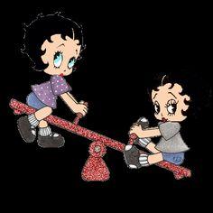 . Betty Boop