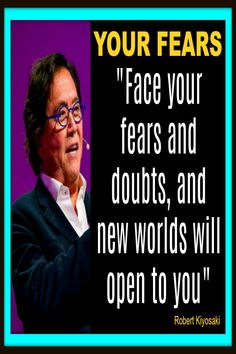 Well said Robert Kiyosaki. Yes, Fortune does indeed favor the brave.. For most people sadly lack the courage to follow their dreams and leave the comfort of the crowd to walk the narrow road to life...  But for those who do choose to march to the beat of the drummer they hear inside them, the world.. [ #robertkiyosakiquotes #richdadpoordadquotes #richdadquotes #cashflowquadrantquotes ] Quotes And Notes, Me Quotes, Robert Kiyosaki Quotes, Motivational Picture Quotes, Rich Dad Poor Dad, Successful People, Motivate Yourself, Famous Quotes, Cambodia