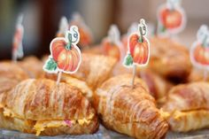Pumpkin patch birthday party food #pumpkinbirthday