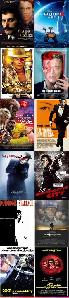 Admit it...you'd go see some of these movies if they were real. I know I would.