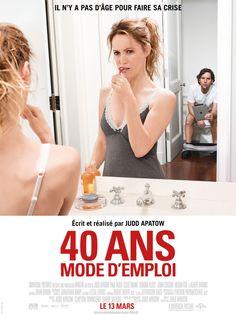 40 ans mode d'emploi (This is 40) de Judd Apatow en salles françaises le 13 mars 2013