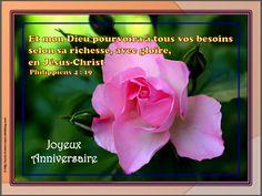 40 Meilleures Images Du Tableau Versets Bibliques Anniversaires