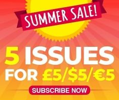Make the most of the summer subscription sale while you can!! 5 issues of Homebuilding & Renovating for just a fiver. Link in bio . #homebuilding #home #magazine #summer