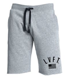 USA Sweat Shorts – Live Fit. Apparel