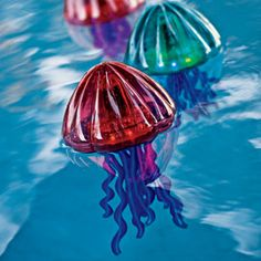 Pool Jellies Floating Jellyfish Pool Lights | Solutions