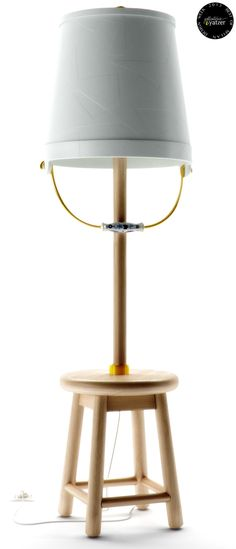 Bucket lamp by Studio Job for Moooi. > BEST OF MILAN DESIGN WEEK 2013 > http://www.yatzer.com/best-of-milan-design-week-2013