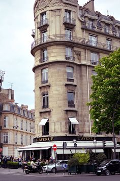 L'AVENUE restaurant, France