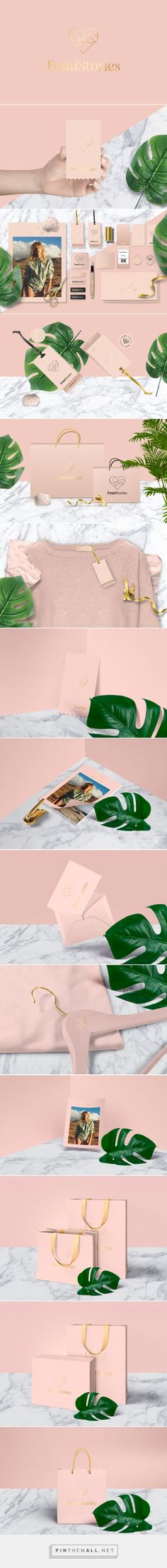 Femi Stories Womens Fashion Branding by Lange & Lange | Fivestar Branding Agency – Design and Branding Agency & Curated Inspiration Gallery