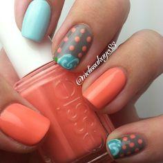 melissakaye83  #nail #nails #nailsart