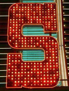 S, typography
