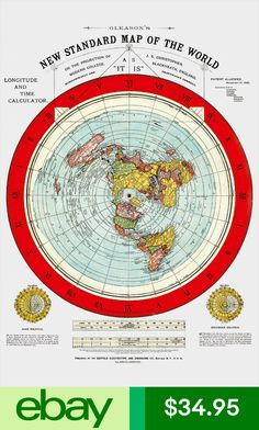 Area accurate peters projection map overlaid with common mercator flat posters prints home garden ebay gumiabroncs Image collections