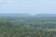 Foto del Valle de Picadura tomada desde el mirador de Sierra Camarones