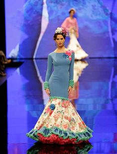 SIMOF 2018: el desfile de Atelier Rima, en fotos / Raúl Doblado Ankara Styles, Fishtail, Western Wear, Costume Design, Fashion Dresses, Gowns, Costumes, Summer Dresses, Clothes For Women