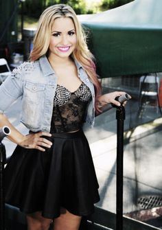 For all Who say she is Fat she's Not ! she's Just the way god made her which is Perfect :)