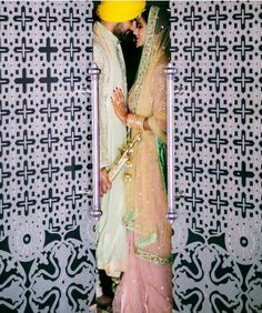 Wedding Bride and Groom #bridal #beautifulbridallook #weddingphotography Pinterest: @reetk516