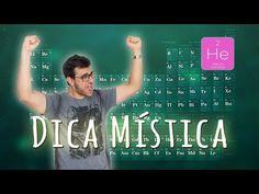 Decorando a tabela periódica - Dica Mística #20 - EXATAS EXATAS - YouTube