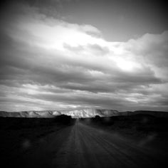 The Klein Karoo, Western Cape South Africa, Cape, Country Roads, African, Mountains, Sunset, Black And White, World, Places