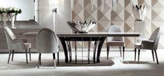ジョルジオ・コレクションの家具は、世界中から厳選した銘木の突き板に鏡面塗装を施しています。 ローズウッドやバーズアイ・メープル、タモ材が奏でる美しい模様はインテリアを上質に演出します。 デスク類も充実しており、プレステージ感溢れるワークエリアを実現します。