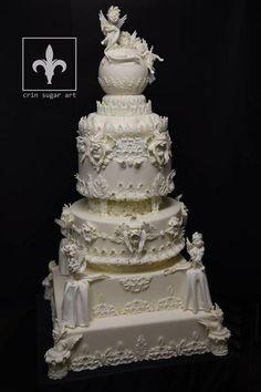 november DETAILS - cake by Crin sugarart