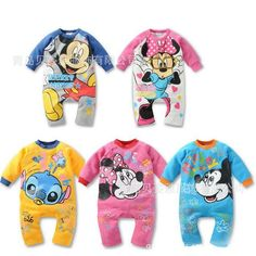 Buy now Free shipping 2017 children's clothing baby romper newborn body suit romper soft cotton Baby girls boys Kids Rompers A252 just only $5.10 with free shipping worldwide  #babyboysclothing Plese click on picture to see our special price for you