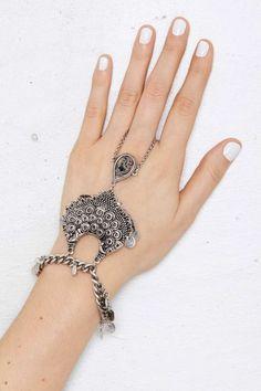 Shiva Charm Hand Piece