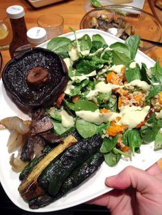 Vanishing Veggie: Arbonne Detox Day 26, Fire Station Cookout