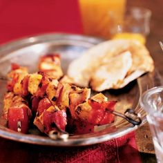 Indian - Tandoori Kebabs