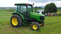 2007 John Deere 5425 Agricultural Farm Tractor Diesel Engine 2WD Machinery 81HP