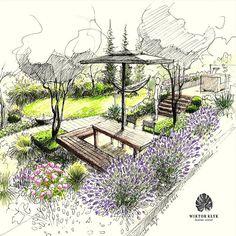 Projektant ogrodów Wiktor Kłyk zaprasza do zapoznania się ze swoimi projektami i realizacjami. Ogrody w Szczecinie i nie tylko.