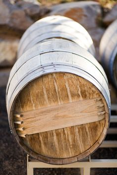 oh the barrel :)