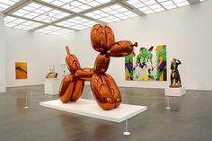 Balloon Dog Jeff Koons