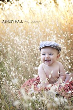 Sweet 6 month old baby boy, orange grove, Wheat, 6 month Photography, Photo MY BABY!!!,