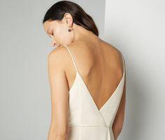 Pale Blue Tilbury Dress Dress | Fame & Partners USA