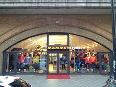 Mammut Store Berlin :: Outdoor-Ausrüstung - Berlin.de