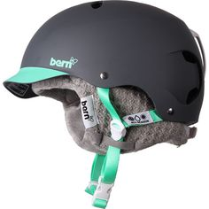 Bern Lenox EPS Womens Helmet - Womens Bicycle - Ideas of Womens Bicycle - Bern Lenox EPS Womens Helmet. Got this color but still need to buy liner for winter Snowboarding Gear, Ski And Snowboard, Winter Fun, Winter Sports, Bicycle Women, Bicycle Helmets For Women, Bike Helmets, Sports Head, Mountain Biking Women