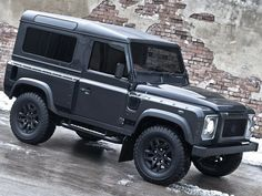 Defender Military Edition by Kahn