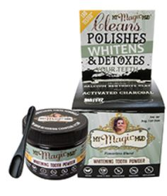 FREE My Magic Mud Tooth Powder Samples at 1PM EST on http://hunt4freebies.com