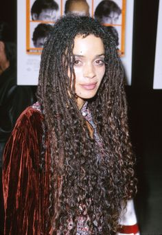 lisa bonet locs - Google Search