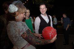 Alternative Guestbook Ideas - Guest Ball