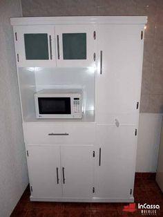 Muebles furniture furniture decor y microwave shelf - Mueble alto microondas ...