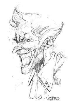 The Joker by Nic Klein *