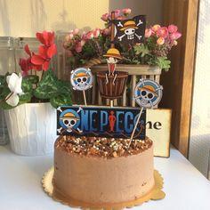 #chocolate #chocolatecake #birthday #onepiece #luffy #birthdaycake   Puff Pasta / Istanbul