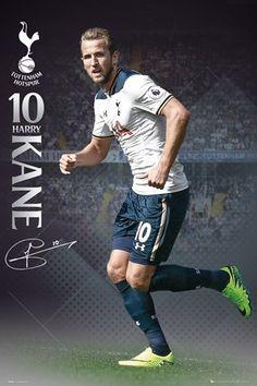 Tottenham No 10 - Harry Kane 16/17